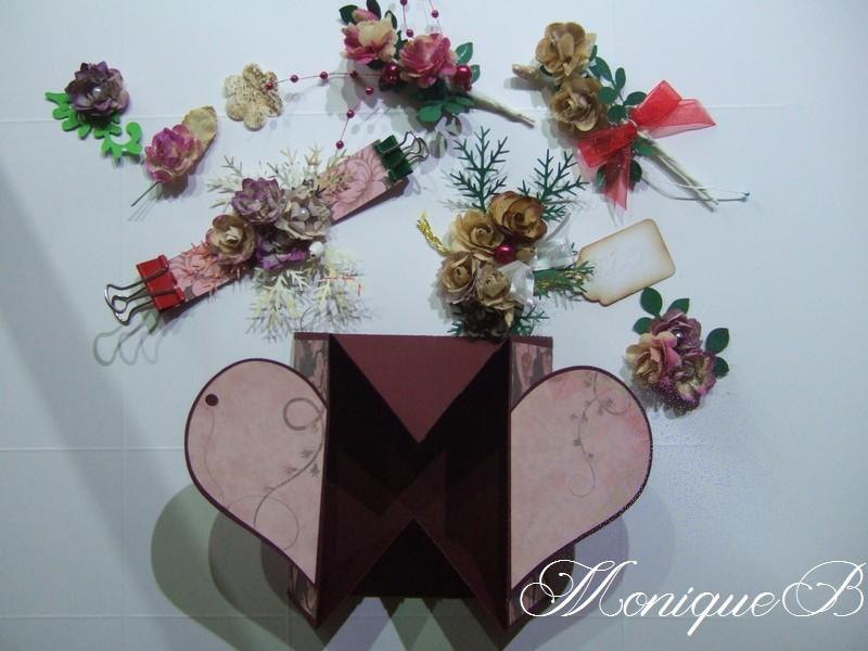 Tuto Carte Coeur St Valentin