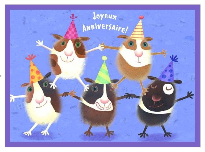 Joyeux anniversaire magmoizelle bambou - Carte bon anniversaire gratuite a imprimer ...