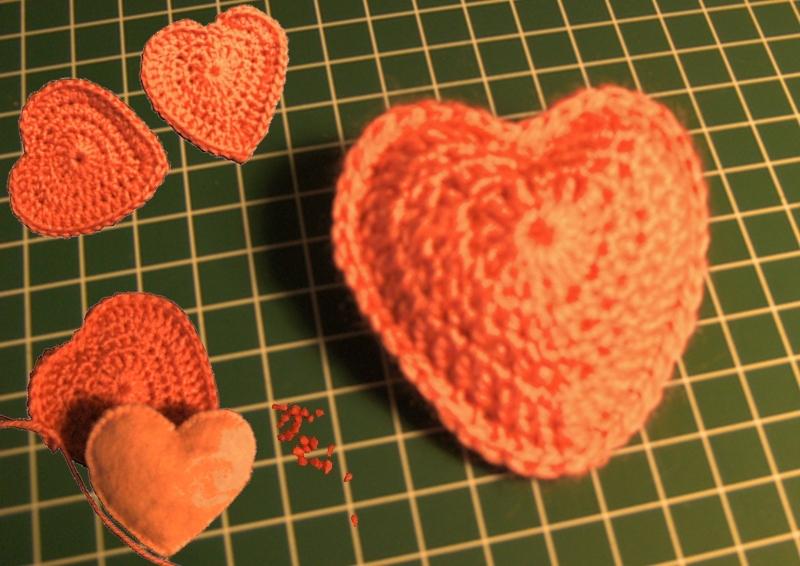 Coeur En Crochet