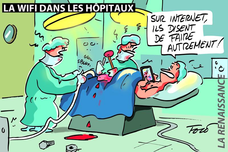 image drole operation