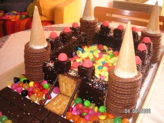 Cricri gateaux d 39 anniversaire pas ordinaires - Idee paquet bonbon pour anniversaire ...
